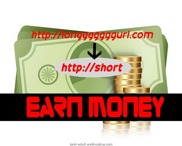 earn money with adult website and the best url shortner