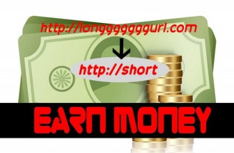 Earn money making your own URL shortener website