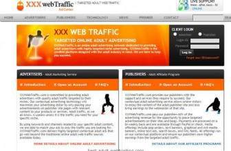 XXXWebTraffic.com Review – Adult Ad Campaigns For Your Websites