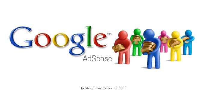Adsense allowed for adult and porn website ?